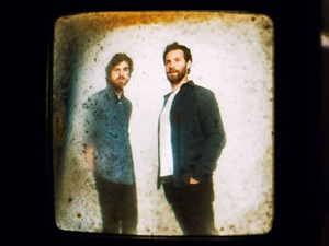 The Harpoonist & The Axe Murderer artist photo