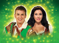Robin Hood: Shane Richie, Jessie Wallace artist photo