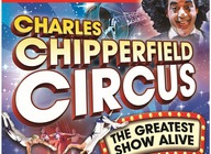 Charles Chipperfield Circus artist photo