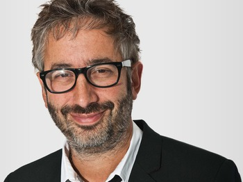 Work In Progress: David Baddiel picture
