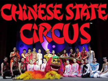 Yin Yang : The Chinese State Circus picture