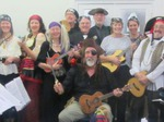 Ukulele Funhouse Orchestra artist photo