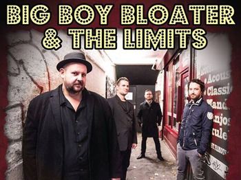 Twang, Dark Blues And Swamp Soul!: Big Boy Bloater picture