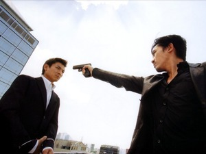 Film promo picture: Infernal Affairs