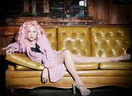 Cyndi Lauper artist photo