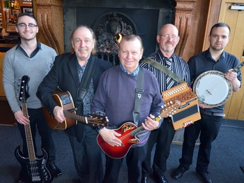 The Fureys + Davey Arthur picture