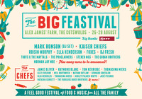 Flyer thumbnail for The Big Feastival 2016