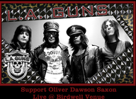 L.A. Guns + ODS artist photo