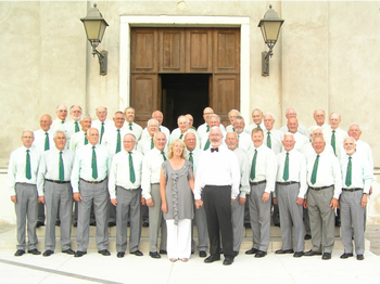 Plymouth Area Police Choir + Canoryon Lowen picture