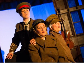 Lights Out Land Girls: BadApple Theatre Company picture