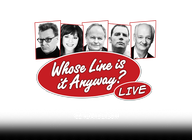 Whose Line Is It Anyway: Pay no booking fees