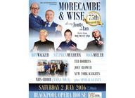 Morecambe & Wise 75th Anniversary Show: Eric And Little Ern (Touring), Roy Walker, Stephen Mulhern, Mick Miller, Ted Robbins, Joey Blower, New York Knights, NHS Choir artist photo