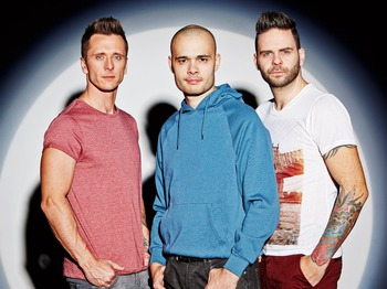 The Big Reunion Presents The Boy Bands: FIVE + Blue + 911 + a1 + Damage + 3T + 5th Story picture