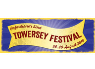Towersey Festival 2016 artist photo
