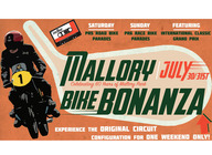 Mallory Bike Bonanza artist photo