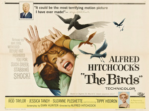 Film promo picture: The Birds