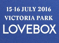Lovebox 2016  artist photo