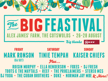 The Big Feastival 2016 picture