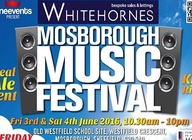 Mosborough Music Festival 2016 artist photo
