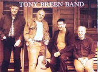 Tony Breen Band artist photo