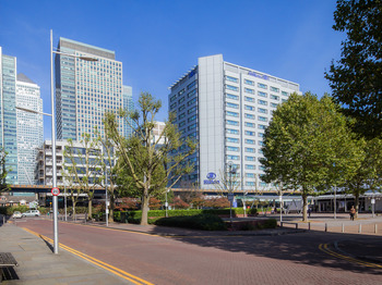 Hilton London Canary Wharf venue photo