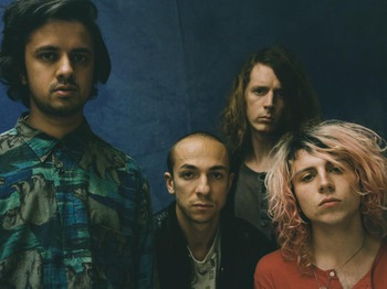 Mystery Jets + Peace picture