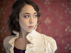 Sarah Jarosz artist photo