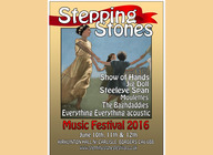 The Stepping Stones Festival 2016 artist photo