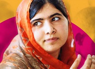 Malala Yousafzai artist photo
