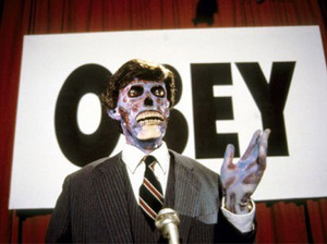 Film promo picture: They Live