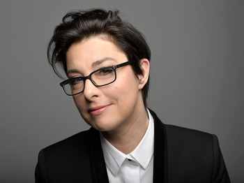 VS Gala 2012: Sue Perkins, Christopher Ventris, Wendy Dawn Thompson, Paul Putnins , Emma Gardner picture
