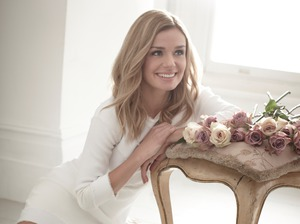 Katherine Jenkins OBE artist photo