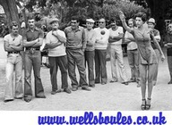 Wells Charity Boules Tournament artist photo