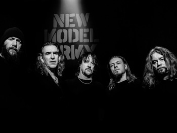 Sheer Music + Devizes Festival Present...: New Model Army + Gaz Brookfield picture