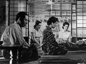 Film promo picture: Tokyo Story