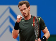 Andy Murray artist photo