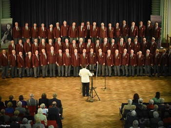 Welsh Musical Theatre Young Singer Of The Year - Competition Final: Dunvant Male Choir picture