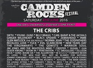 Camden Rocks Festival 2016 artist photo