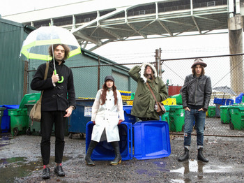 The Dandy Warhols picture