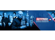 Betfred World Championship Snooker 2017  artist photo