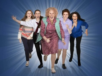 Catherine Tate artist photo