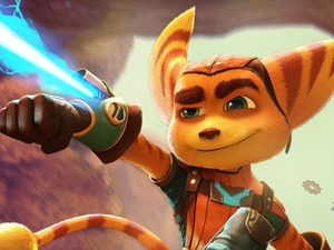 Film promo picture: Ratchet & Clank