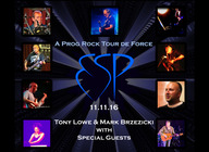 ESP: Tony Lowe, Mark Brzezicki & Special Guests artist photo