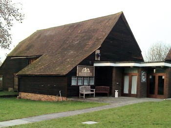 Ifield Barn Theatre venue photo