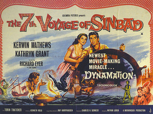 Film promo picture: 7th Voyage of Sinbad