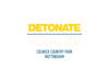 Detonate Festival 2016 added Chase & Status (Live) to the roster