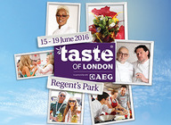 Taste Of London: Save up to 20%