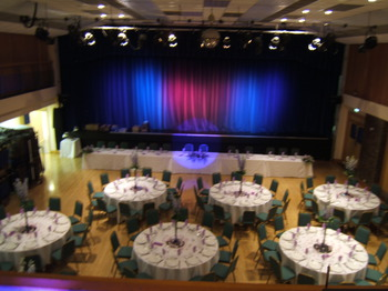 Martlets Hall venue photo