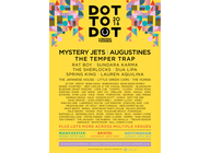 Dot To Dot Festival 2016 - Bristol artist photo
