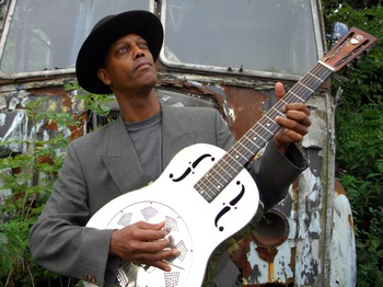 Darvel Music Festival 2014 Concert Series: Eric Bibb + Michael Jerome Browne picture